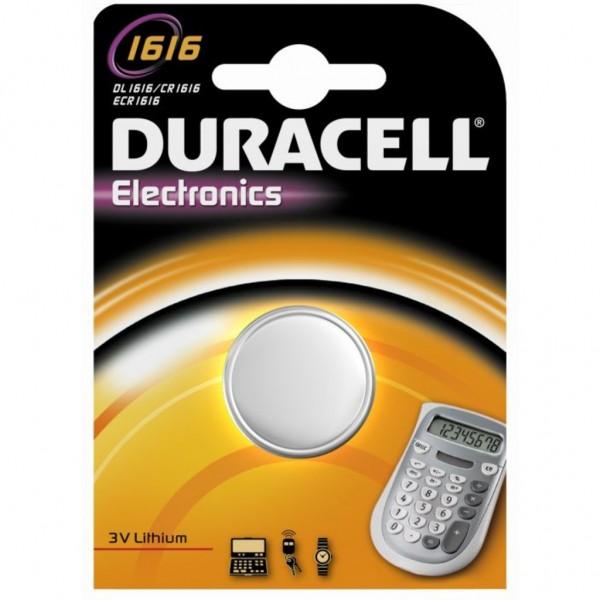 Pila Duracell Cr1616 - 1 Ud 1,5V