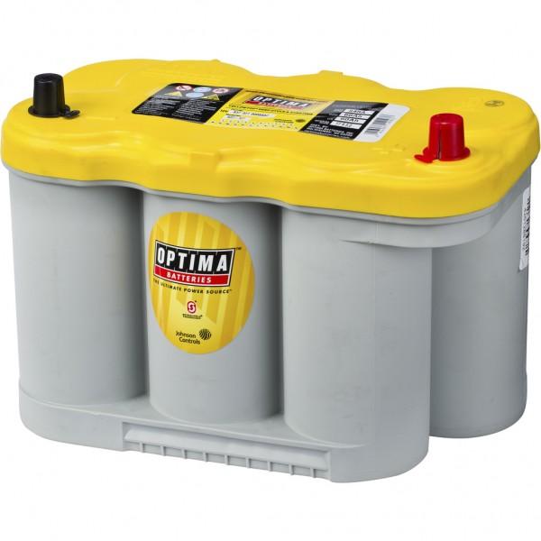 Batería Optima Yellowtop YTR-5.0. 12V - 66Ah/845A (EN) (308x171x218mm)