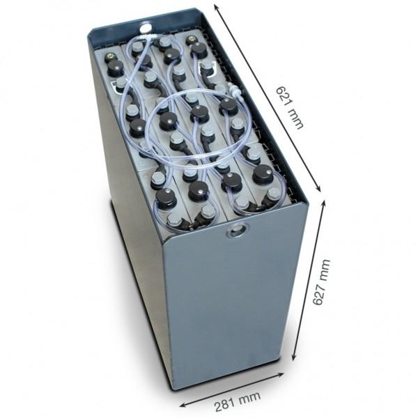 Batería Neutro 24-3PZS375-621X281X627. 24V (621x281x627mm)