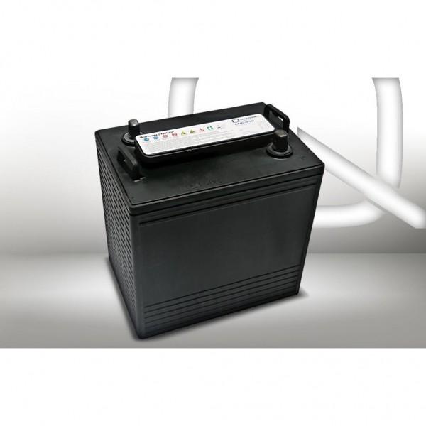 Batería Qbatteries Deep Cycle Battery 6DC-210. 6V - 210Ah (260x180x275mm)