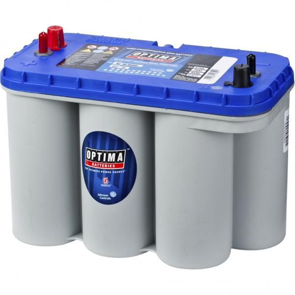 Batería Optima Bluetop BTDC-5.5. 12V - 75Ah/975A (EN) (325x158x218mm)