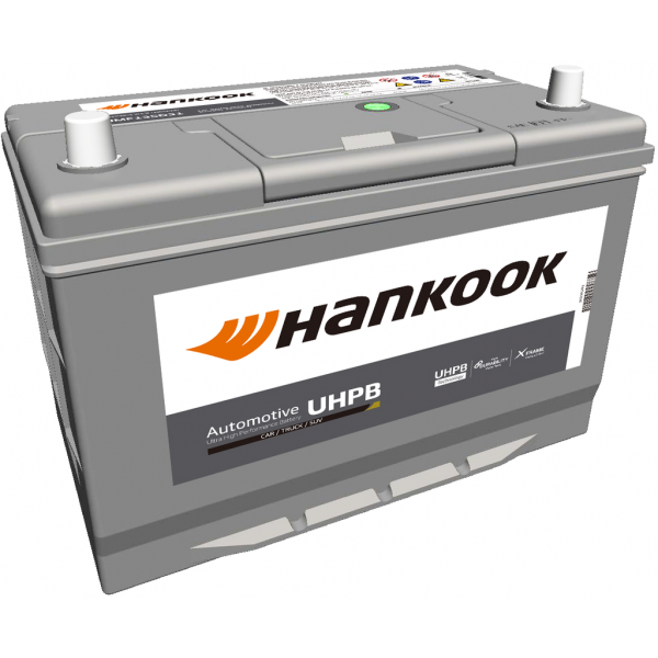 Batería Hankook UMF135D31R. 12V - 100Ah/800A (EN) Caja M27 (302x172x200mm)