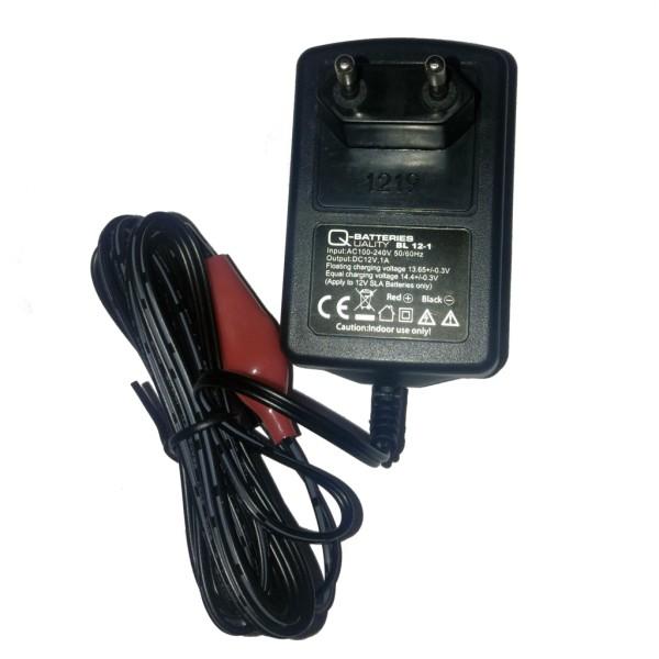 Cargador Qbatteries Bl Charger BL12-1. 12V