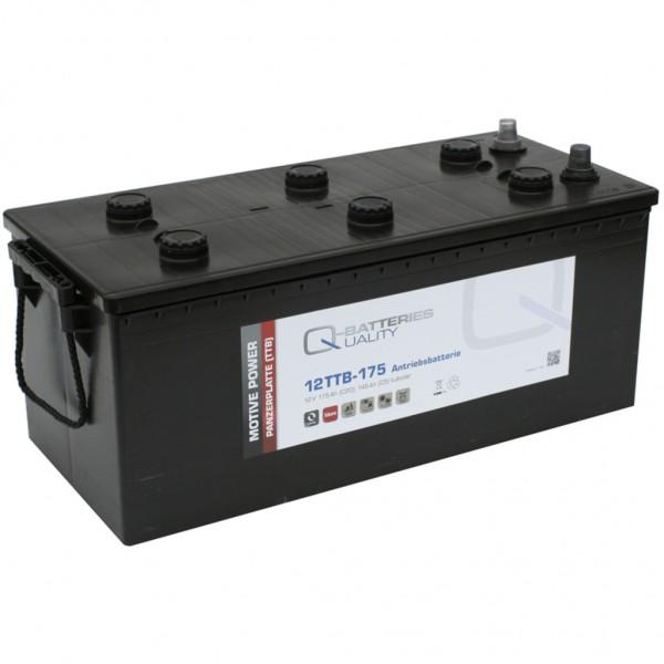 Batería Qbatteries Tubular Plate Battery 12TTB-175. 12V - 175Ah Caja B (512x223x220mm)