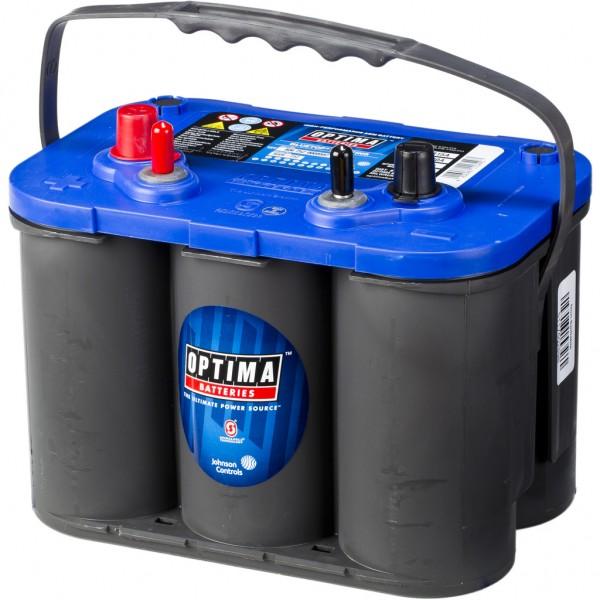 Batería Optima Bluetop BTSLI-4.2. 12V - 50Ah/815A (EN) (254x172x173mm)