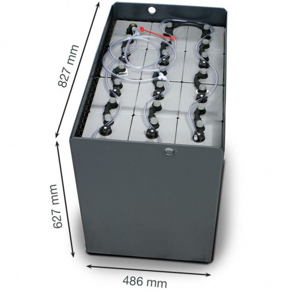 Batería Neutro 24-8PZS920-827X486X627. 24V (827x486x627mm)