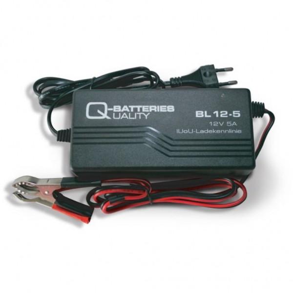 Cargador Qbatteries Bl Charger BL12-5. 12V