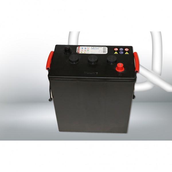 Batería Qbatteries Deep Cycle Battery 6DC-330. 6V - 330Ah (295x178x365mm)