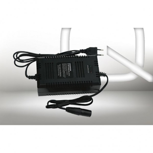 Cargador Qbatteries Bl Charger BL24-3. 24V