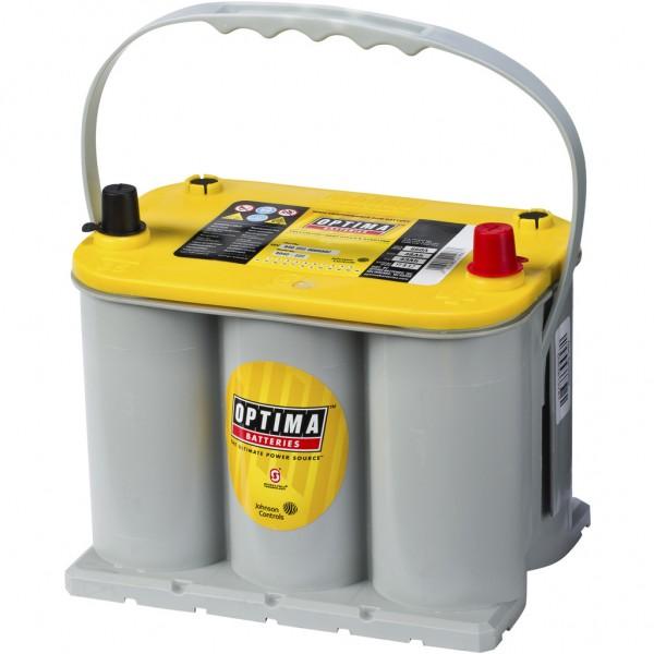Batería Optima Yellowtop YTR-3.7. 12V - 48Ah/660A (EN) (237x172x168mm)