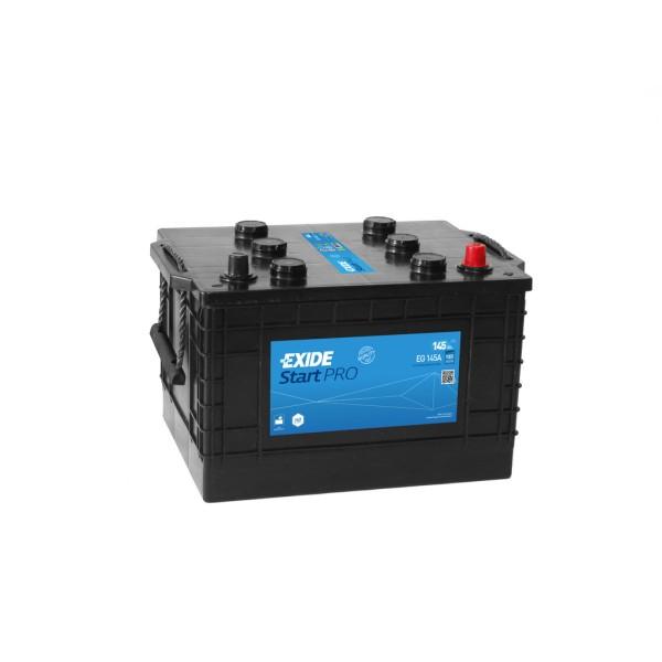 Batería Exide Start Pro EG145A. 12V - 145Ah/1000A (EN) (360x253x240mm)