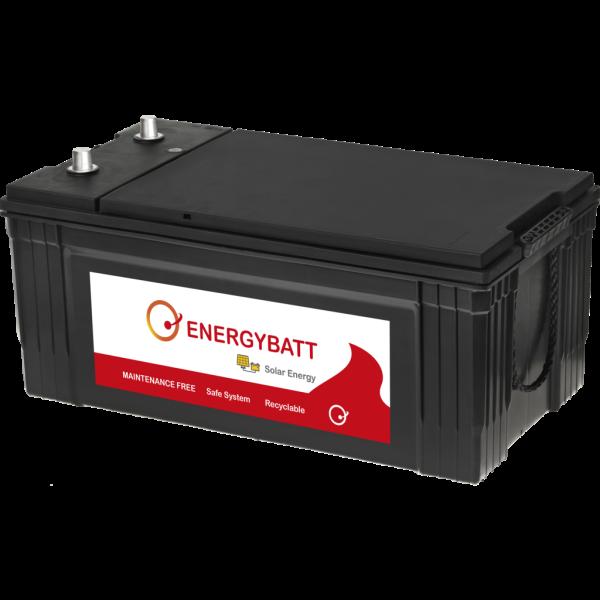 Batería Energybatt Solar EB250. 12V - 250Ah Caja H52 (509x274x218mm)