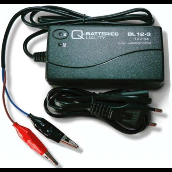 Cargador Qbatteries Bl Charger BL12-3. 12V