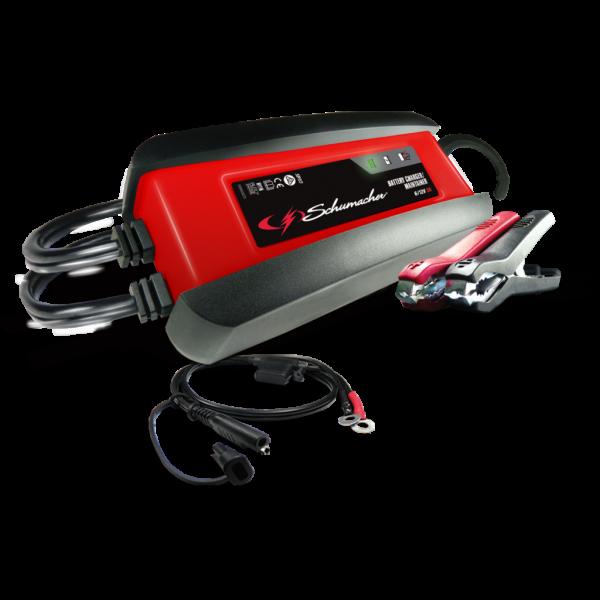 Cargador Schumacher Electric SPI2 6/12V – 2A