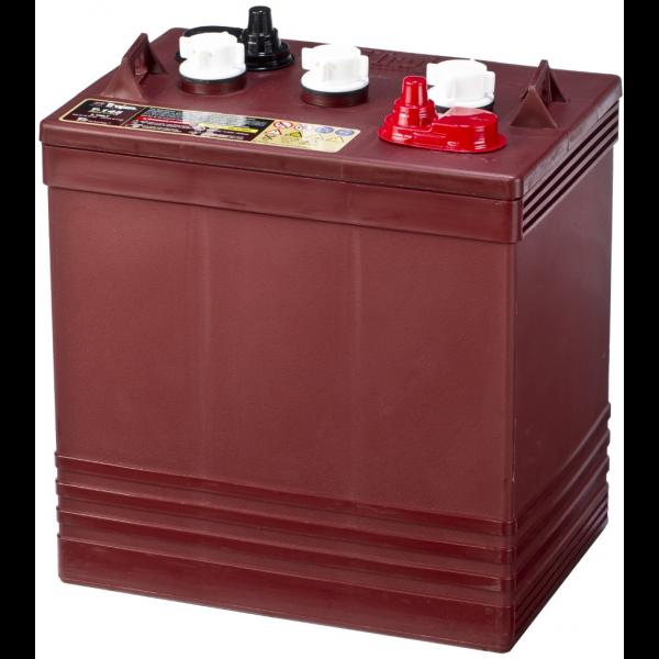 Batería Trojan 6 Volt Deep-Cycle T-145. 6V - 260Ah Caja GC2H (262x181x302mm)