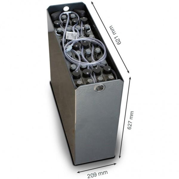 Batería Neutro 24-2PZS250-621X209X627. 24V (621x209x627mm)