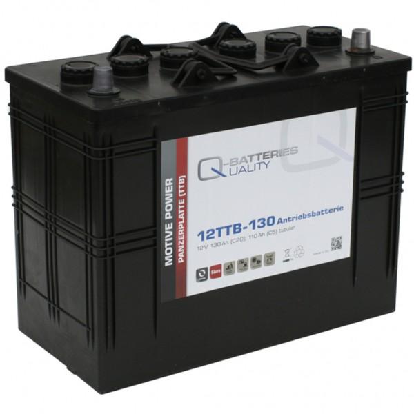 Batería Qbatteries Tubular Plate Battery 12TTB-130. 12V - 130Ah (345x173x284mm)