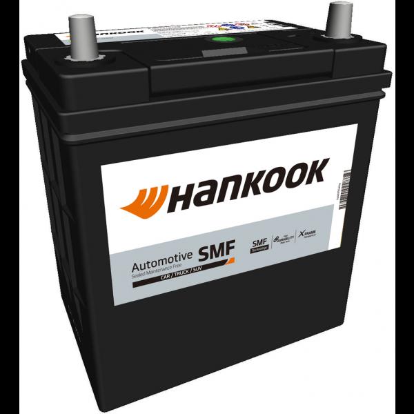 Batería Hankook MF53522. 12V - 35Ah/330A (EN) Caja B19 (187x127x200mm)