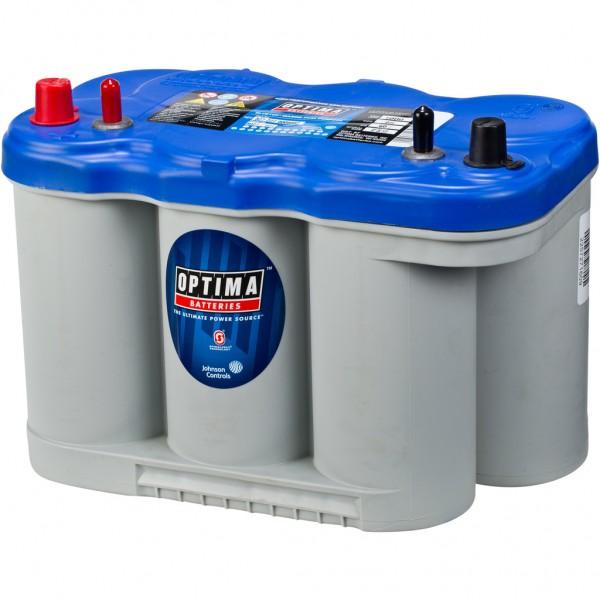 Batería Optima Bluetop BTDC-5.0. 12V - 66Ah/845A (EN) (309x172x200mm)